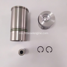 Deutz TCD2013L042V piston silinder liner kit 04253772 04294197